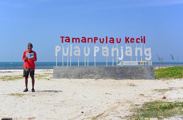 Wisata pantai di jepara - pulau panjang jepara