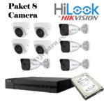 Paket CCTV Hilook 8 Camera HD 2 MP