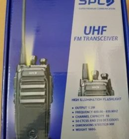HT Handy Talky SPC SH-10 UHF Single Band